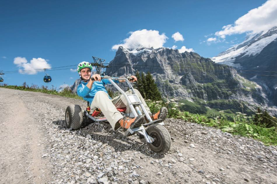 Grindelwald First - Top Adventure