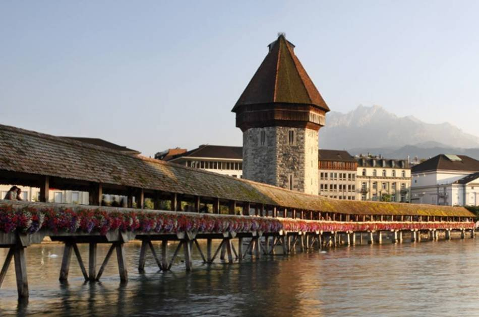 Lucerne - Most Charming Swiss Town