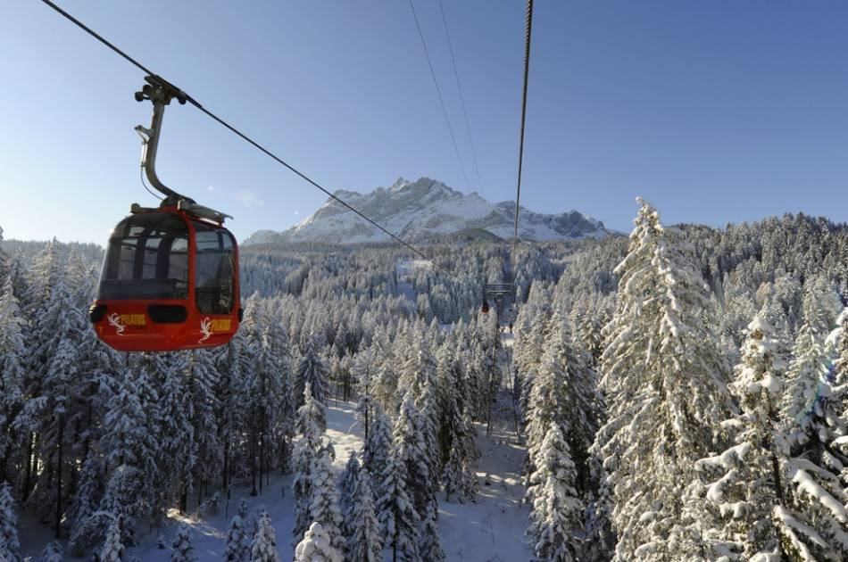 Pilatus - The Mystic Mountain (Winter)