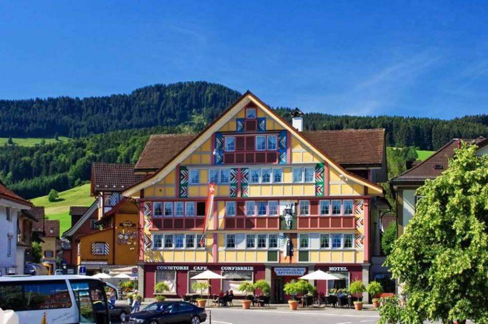 Swiss Traditions - Appenzellerland