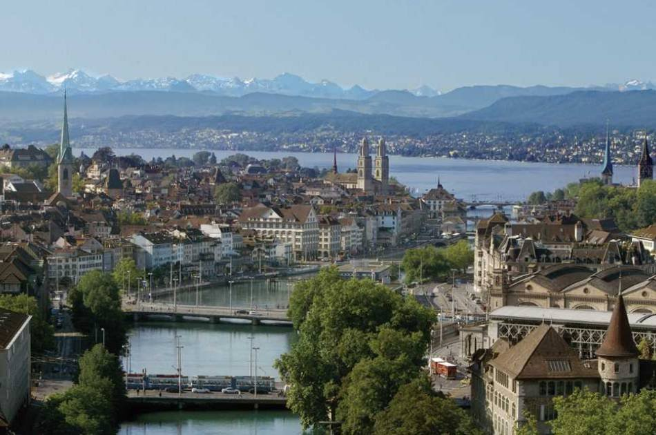 The Best of Zurich City Tour