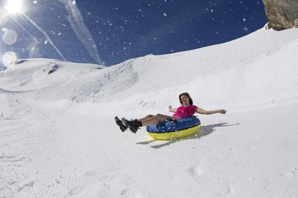 Titlis - Eternal Snow and Glacier