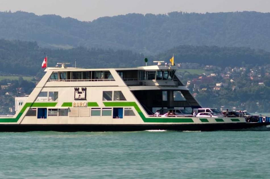 Zurich and Surrounding City Tour