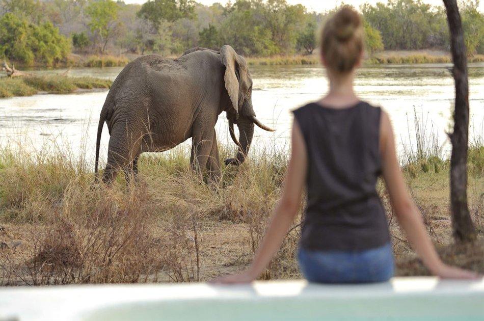 1 Day Selous Game Reserve Safari Tanzania