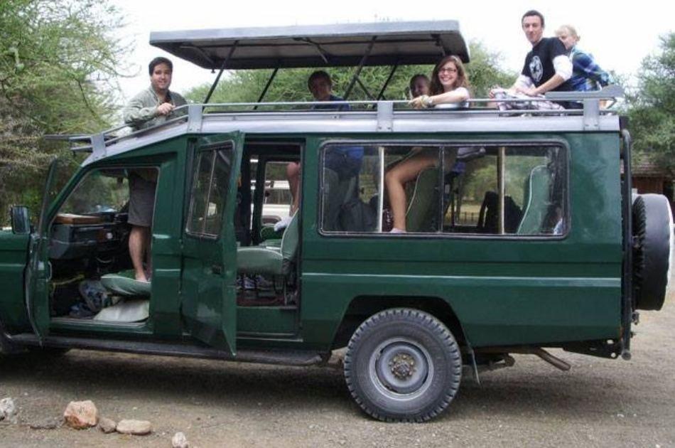 12 Days Budget Caming Tanzania Safari