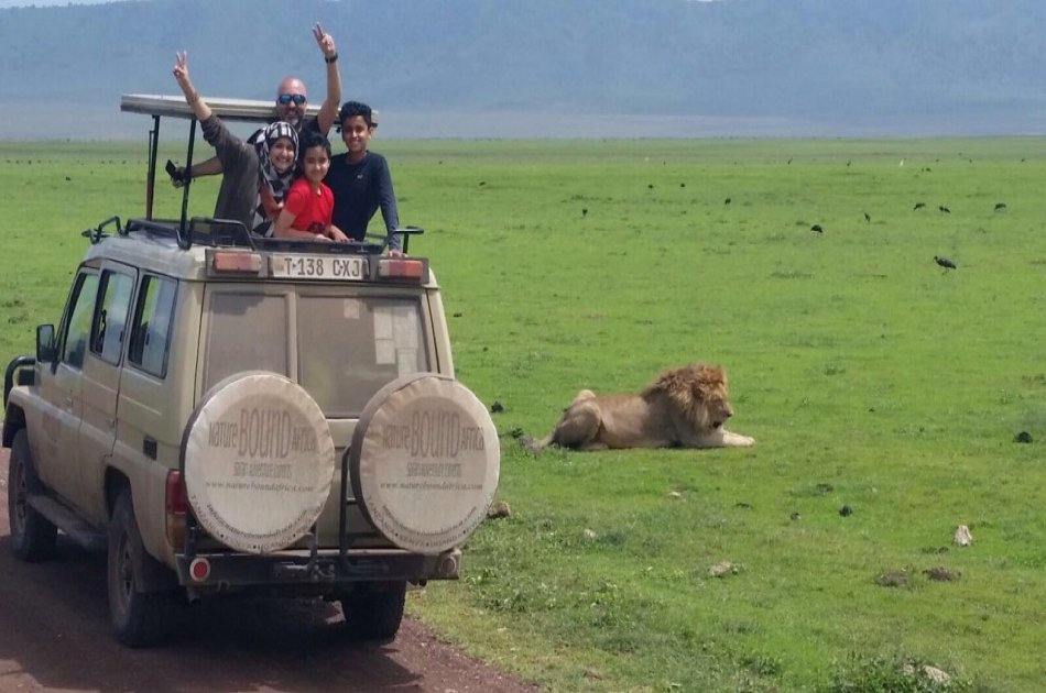 15 Day Family Fun Adventure Safari