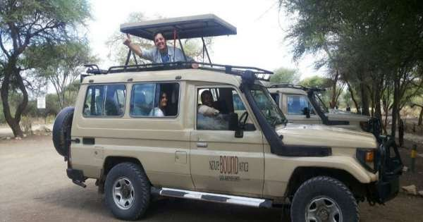 15 Day Family Fun Adventure Safari