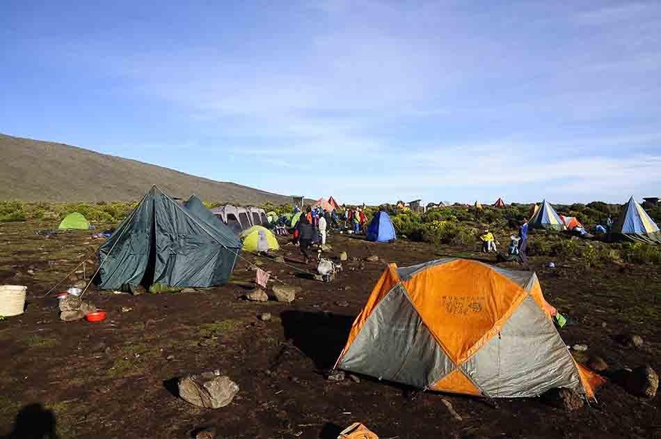 6 Days Kilimanjaro Climb - Machame Route