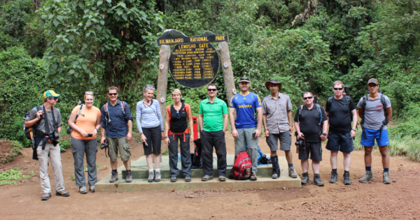 6 Days Kilimanjaro Trekking via Lemosho Route + 2 Nights Hotel Stay