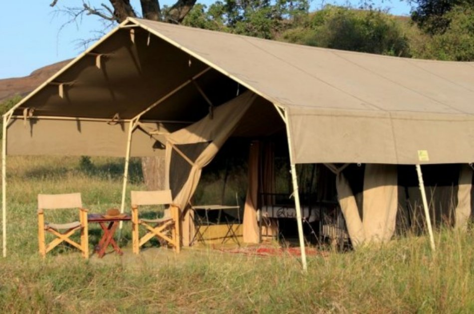 7 Days & 6 Nights Lodgings & Camping Safari