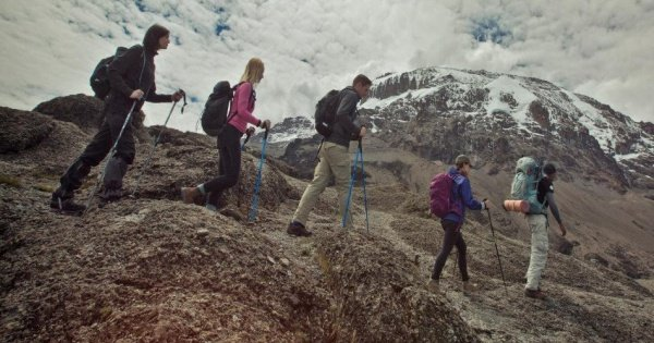 7 Days Kilimanjaro Trekking via Lemosho Route + 2 Nights Hotel Stay