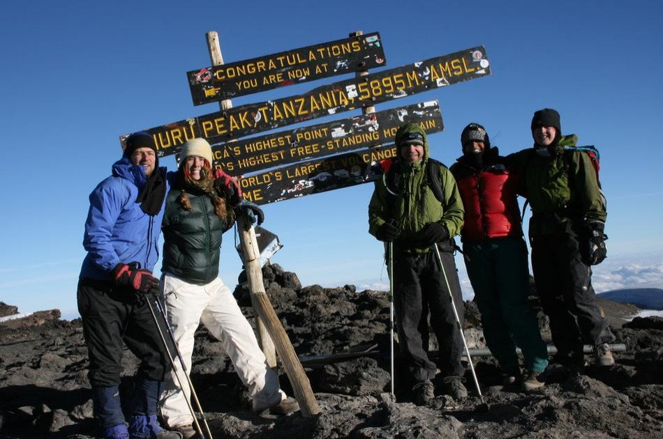 7 Days Kilimanjaro Trekking via Machame Route + 2 Nights Hotel Stay