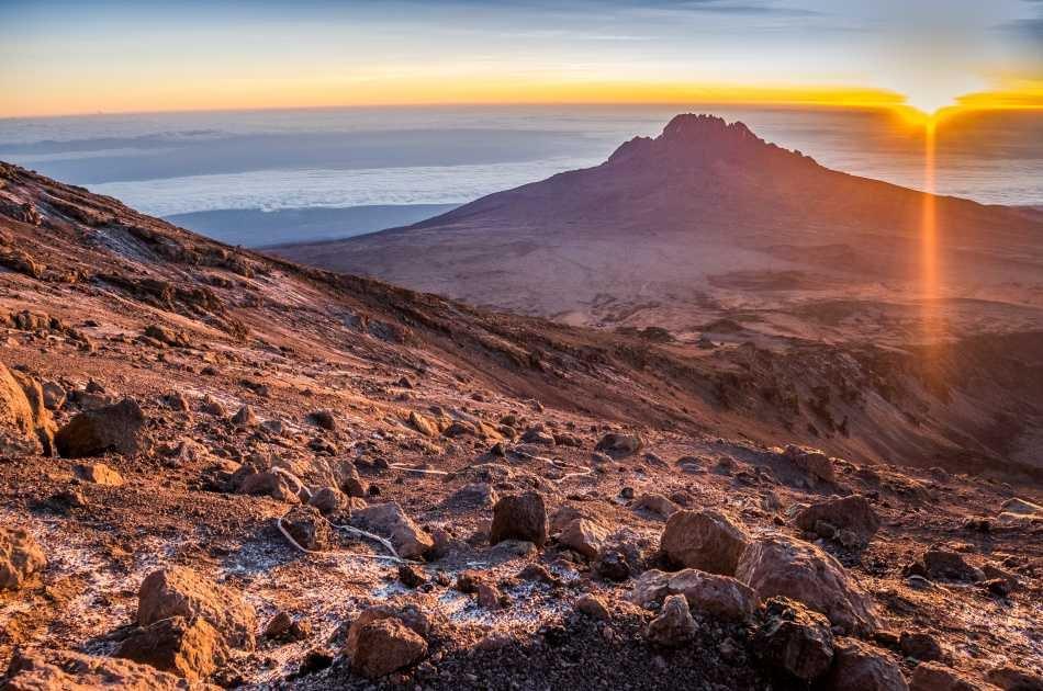 7 Days Machame Route Kilimanjaro Trekking