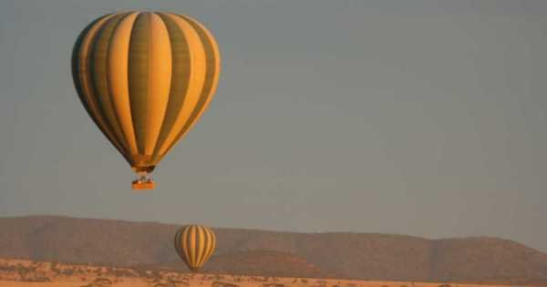8 Days Wildlife & Balloon Safari
