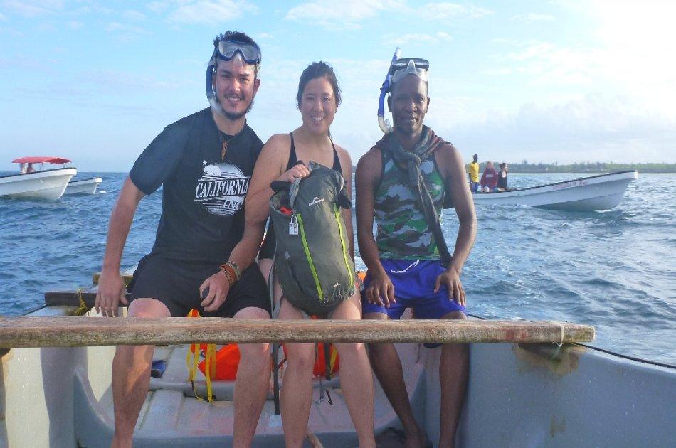 Dolphins & Jozani Forest in Zanzibar