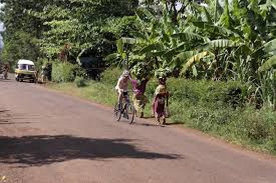 Experience Moshi by Bike on a Group Day Tour