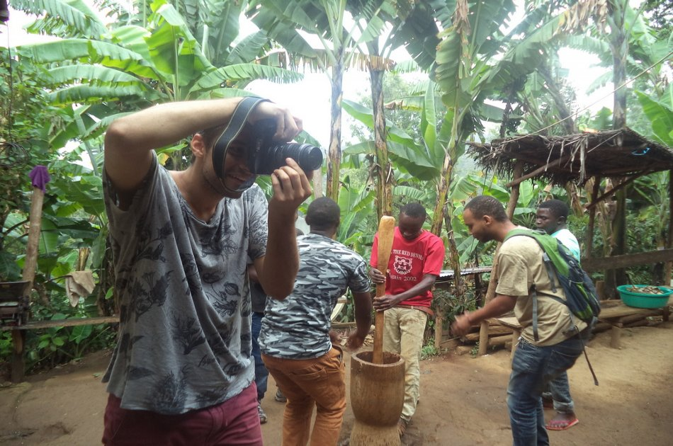 Explore Materuni Village And Waterfall on A Group Day Tour in Moshi