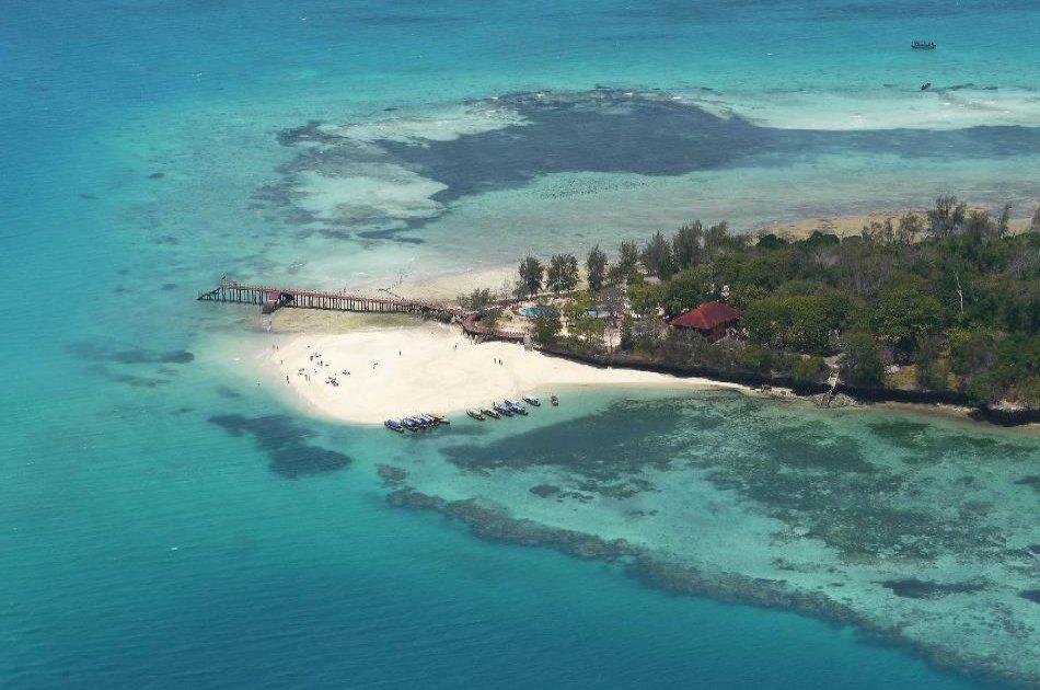 Group Tour to Stone Town & Prison Island in Zanzibar