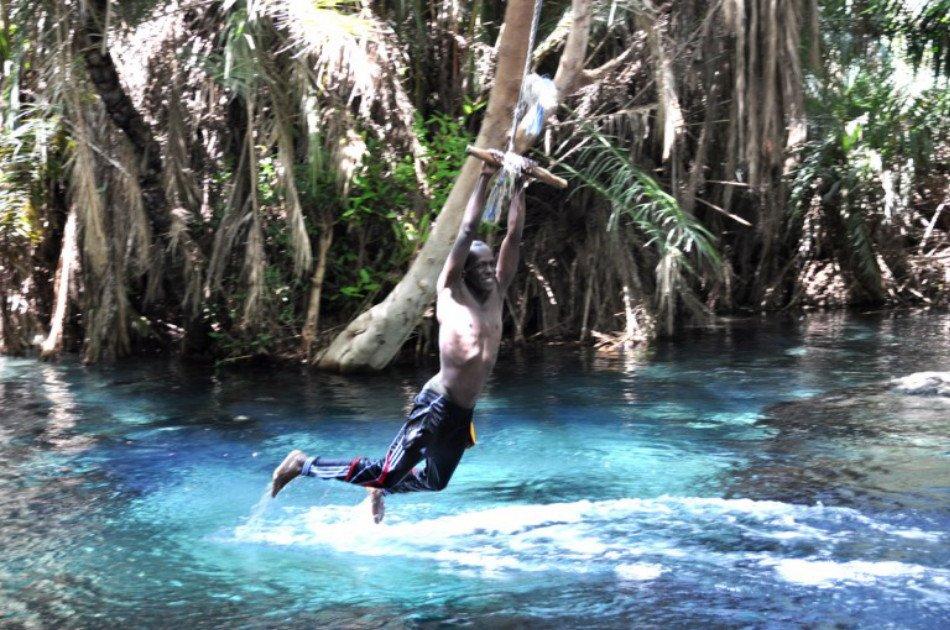 Kikuletwa - Chemka Hot Springs From Moshi, Tanzania