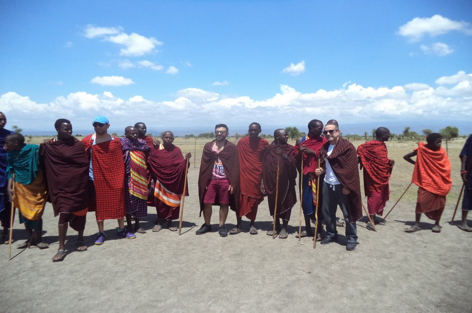 Maasai Village Day Group Tour from Moshi