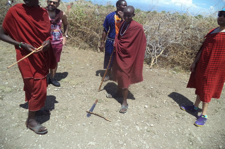 Maasai Village Day Group Tour from Moshi