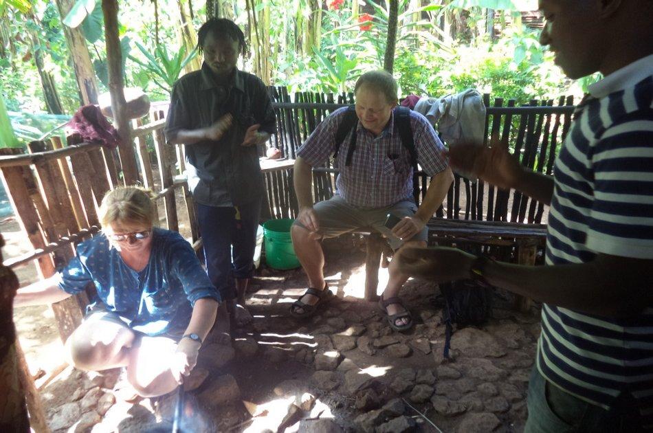 Marangu Village Cultural Group Excursion from Moshi