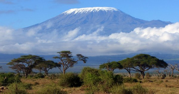 Bucket List !! Kilimanjaro Climb Machame Route