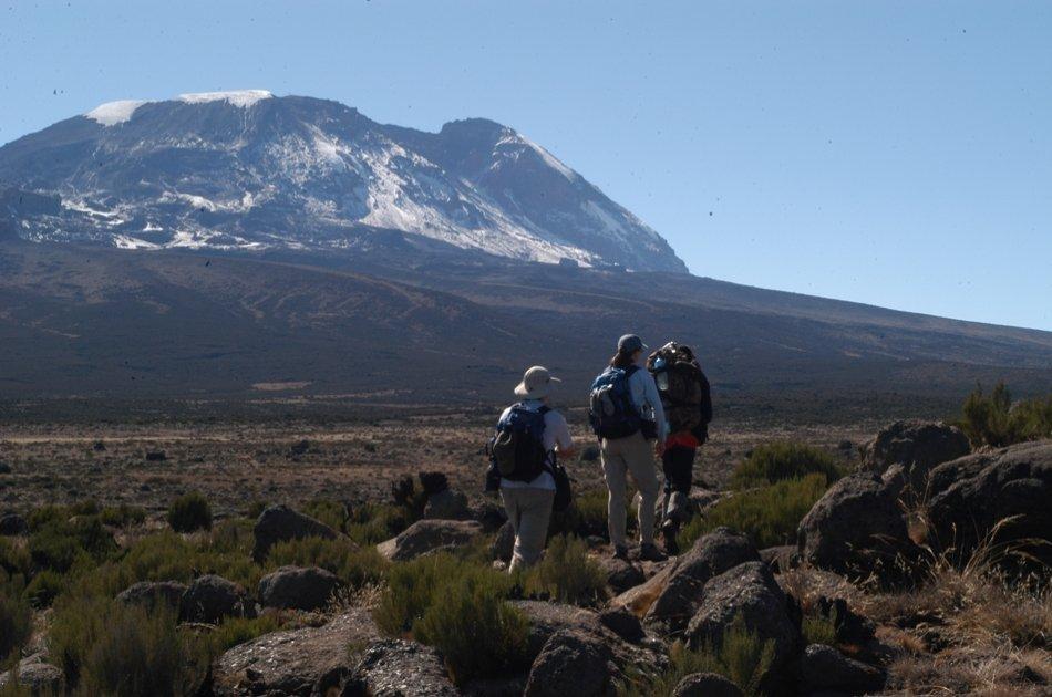 Mount Meru Trek 5 Days