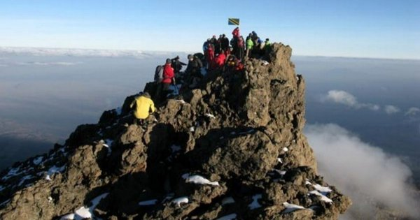 Private Climbing Tour Mount Meru in Tanzania