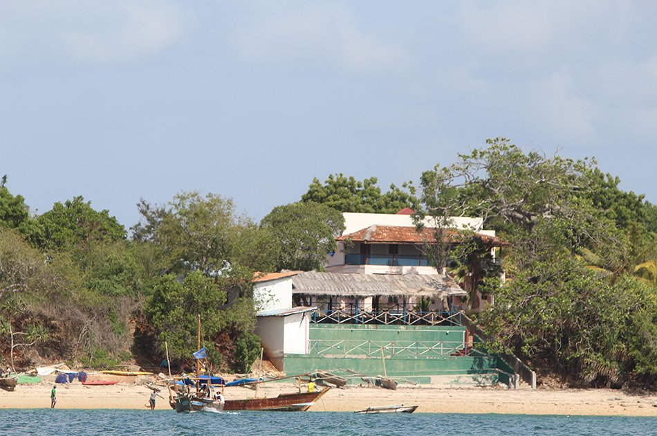 Safari Blue Boating Tour Zanzibar