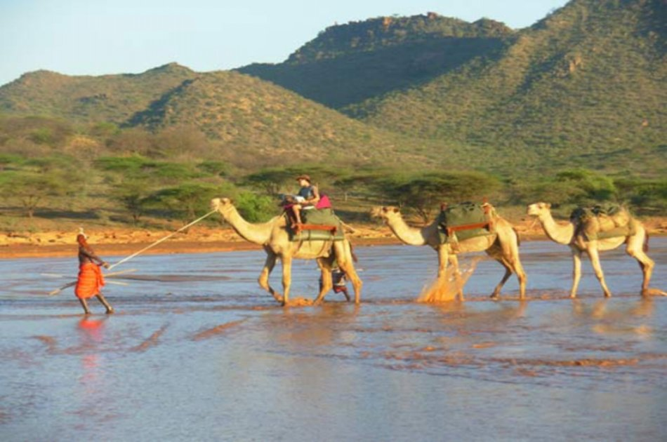 Walking in the Footsteps of Early Man - 10 Days