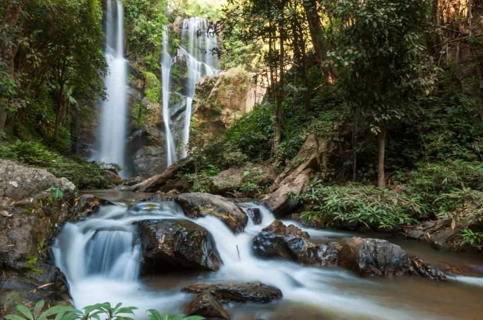 Adventure by ATV and Mokfah Waterfall