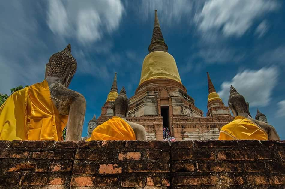 All In One Day Ayutthaya Tour with Private Car From Bangkok