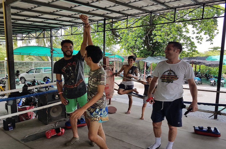 Amazing Adventure Sport Trail Bangkok