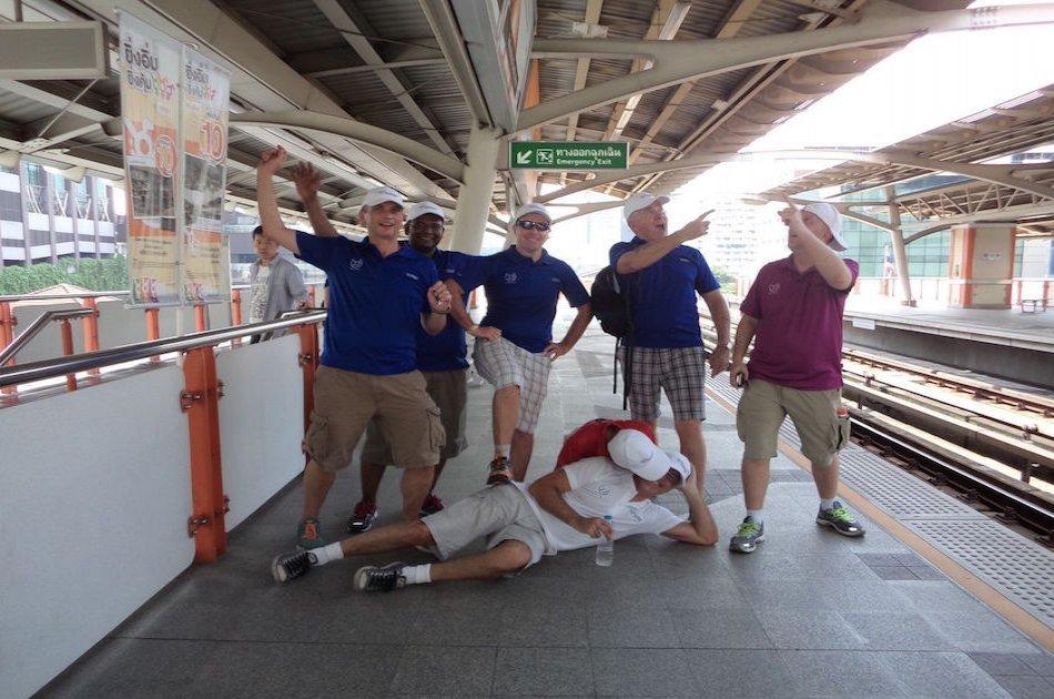 Amazing Adventure Ultimate Race Bangkok