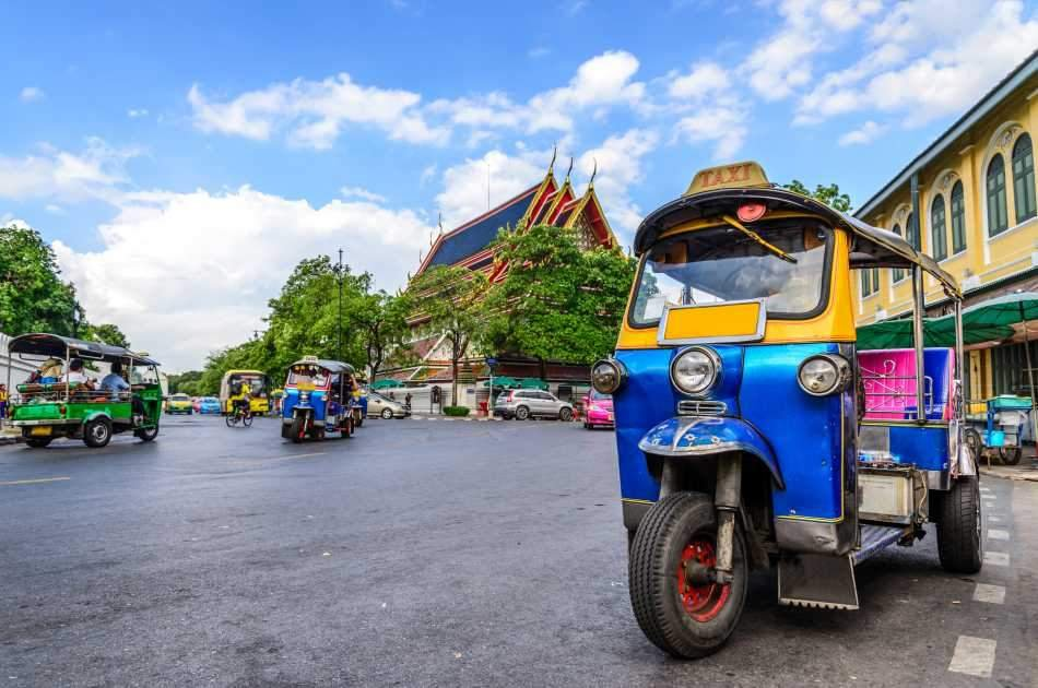 Ayuttaya in a Nutshell - Historic City