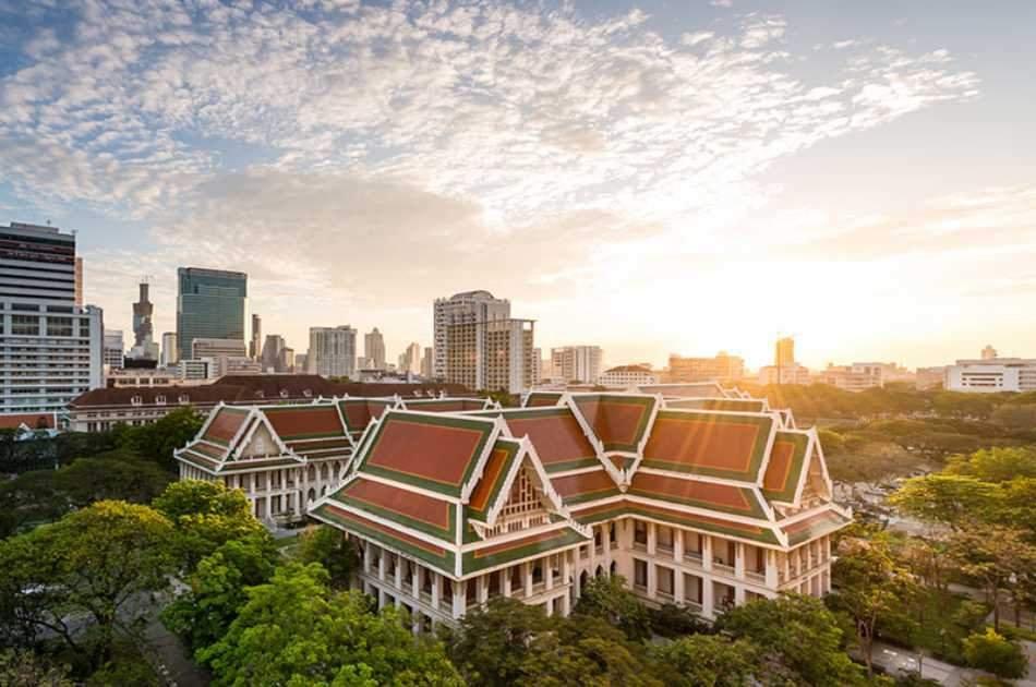 Bangkok's University Campus Tour