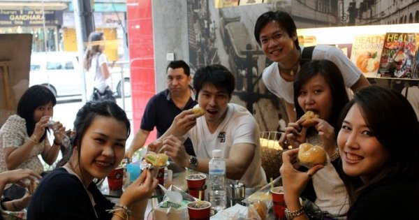 Bangkok Most Popular Culinary Culture Tour