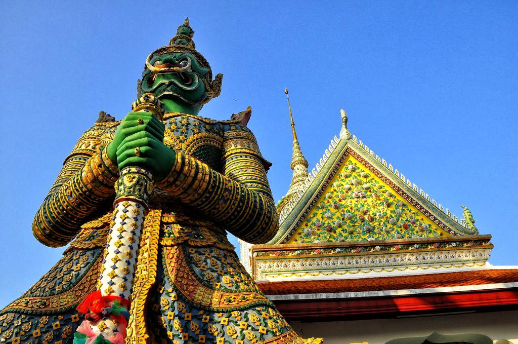 Full-day Private Guided Bangkok Tour