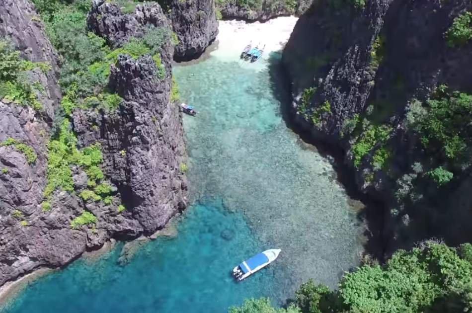 Phi Phi Island Plankton Sunset Cruise