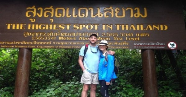Private Doi Inthanon National Park Tour from Chiang Mai