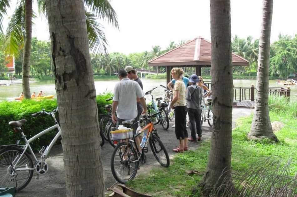 See the Green Side of Bangkok on This Bike Tour of Bang Krajao