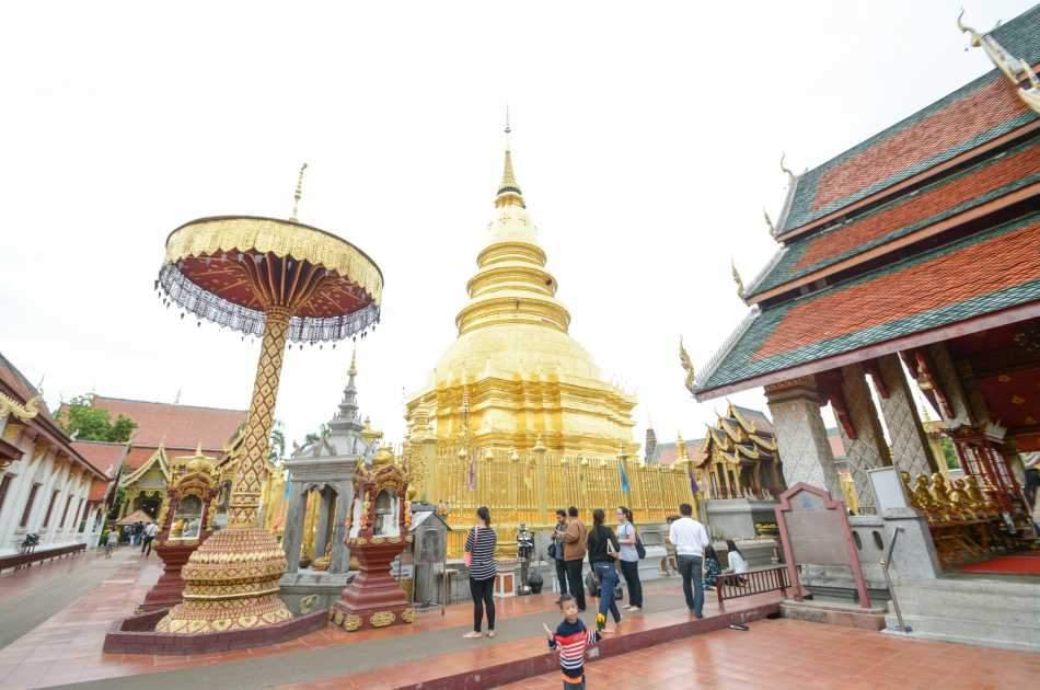 Stunning National Park Trekking With Royal Temple Visit and Local Markets