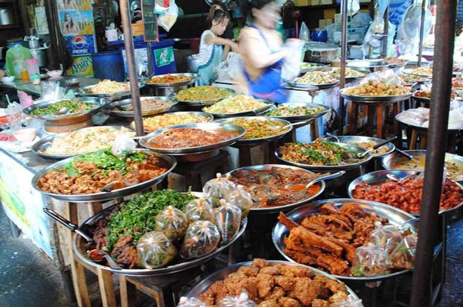 To the Busy Community of Klongtoey Fresh Market