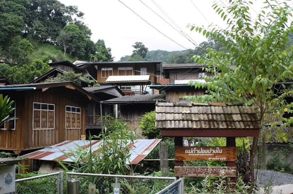 Visit the Charming Little Village of Mae Kham Pong