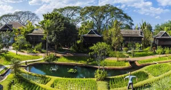 Visit the Charming Little Village of Mae Kham Pong