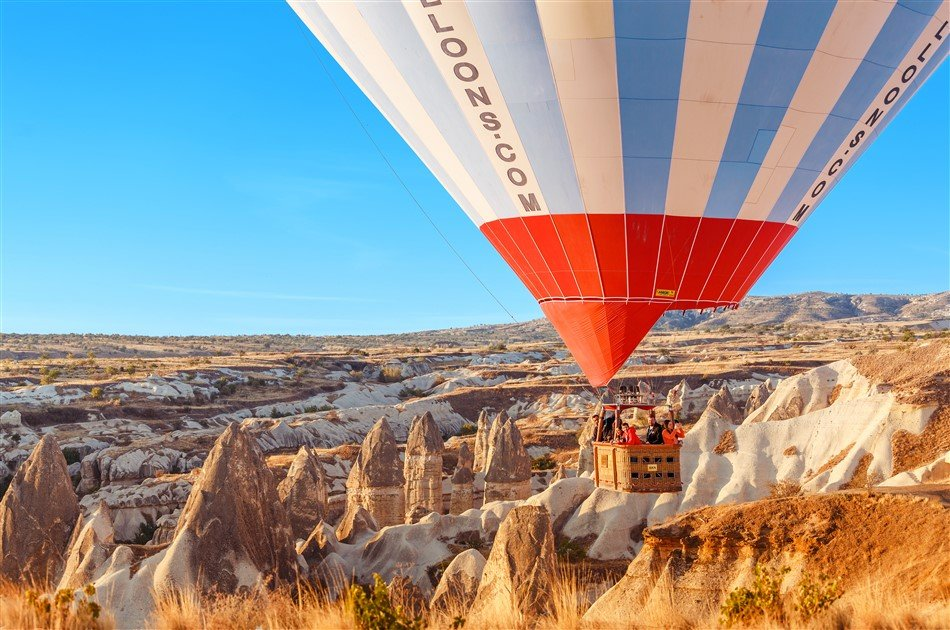 1 Day Cappadocia Group Tour From Istanbul By Plane