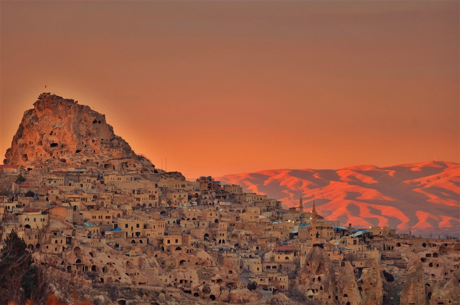 2 Day 1 Night  Private Cappadocia Tour From Istanbul By Plane