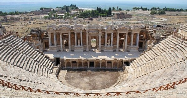 2-Day Ephesus, Aphrodisias & Pamukkale Tour from Izmir or Kusadasi