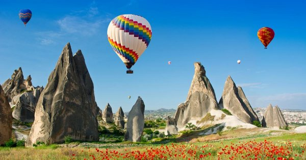 2 Day Group Cappadocia Tour From Istanbul by Plane